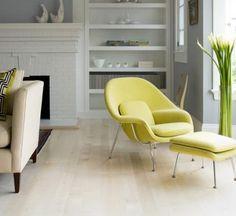 Saarinen's womb chair