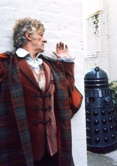 The Third Doctor.