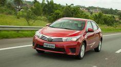Novo Toyota Corolla GLi 2015