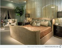 Home Design Lover 16 Sensual and Romantic Bedroom Designs - Home Design Lover