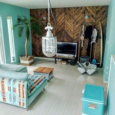 Coastal Bedrooms Archives - Cute Home Designs Surf Room, Beach Room, Interior Desing, Room Interior, Surf House, Beach House, Surf Style Home, Ideas Cabaña, Deco Surf