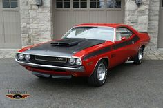 1970 Dodge Challenger  http://tomeightyvideos.com https://www.facebook.com/tomeighty