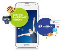 Image result for the digital health Consumer Electronics, Samsung, How To Plan, Digital, Health, Image, Salud, Health Care, Healthy