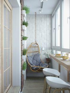 Aménager un balcon cosy