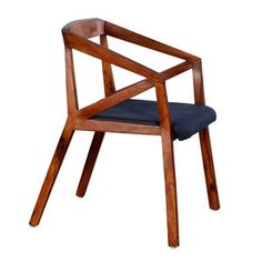 Barbosa Dining Armchair Navy, 199€, now featured on Fab.