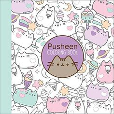 Pusheen Coloring Book by Claire Belton https://www.amazon.com/dp/1501164767/ref=cm_sw_r_pi_dp_x_zou7xbHPPCKJS