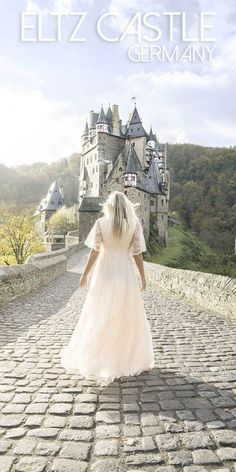 ✈ Tucked deep into the forest is one of the most magical castles in Germany. Eltz Castle is like no other castle in Germany. Burg Eltz may not be on the famous Romantic Road which visits some of the best castles in Germany but it's definitely worth the detour. We've put together everything you need to know about visiting Eltz  via @gettingstamped