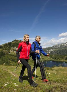 Wandern auf Weltmeister-Niveau in Tauplitz und Bad Mitterndorf