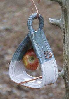 finch fruit feeder - Google Search