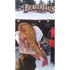 Raise your hand if you've had a BeaverTails pastry on the Canal this year! via @kayken96 on Instagram