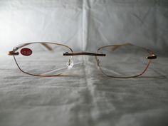 Insight Gold Womens Rimless Reading Glasses +1.25 1.50 1.75 2.00 2.25 2.50 2.75 #Insight