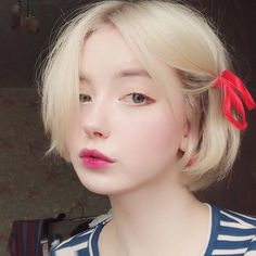 russia Cute Girl Poses, Girl Photo Poses, Cute Girls, Western Girl, Aesthetic People, Hairstyles Haircuts, Ulzzang Girl, Blue Hair, Pretty People