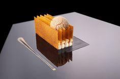 Relais & Châteaux - Maison Décoret (Vichy, France) - Grand Chef Jacques Décoret. #maison decoret #dessert #relaischateaux