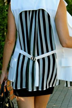 Vest / Chaleco by Oh my Looks