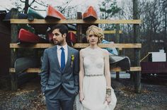 Tennessee Summer Camp Wedding