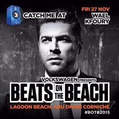 Catch @kfourywael at #Yasalam2015 Volkswagen #BOTB2015 on the Corniche Nov 27 http://www.yasalam.ae