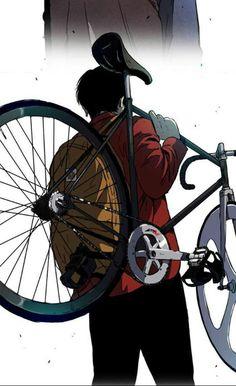 Bike Bmx, Bicycle Art, Road Bike, Urban Cycling, Cycling Art, Bike Sketch, Bike Room, Anime Poses Reference, Cycling Workout