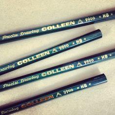 コーリン鉛筆9900。