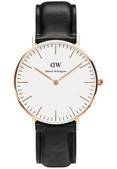 Daniel Wellington Damen-Armbanduhr Analog Quarz (One Size, weiß) - http://uhr.haus/daniel-wellington/daniel-wellington-damen-armbanduhr-analog-quarz-11