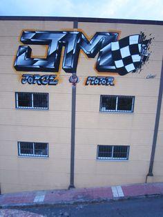 Taller Jorge Motor, Madrid.