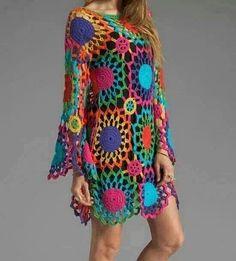 #Tunica #crochet