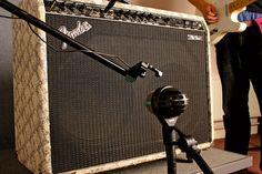 SOS Recording Guitars