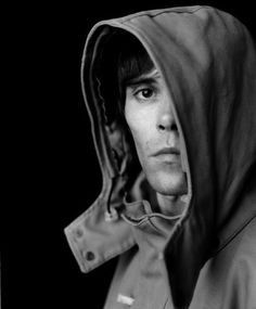 Jamie Beeden - 'Ian Brown Of The Stone Roses' (silver gelatin print Limited Edition) Icon Photography, White Photography, Rock N Roll, Old Street London, Paul Weller, Stone Roses, Band Wallpapers, Acid House, Island Records