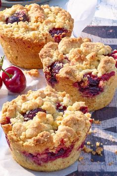 Pavlova, Streusel Muffins, French Toast, Cupcakes, Breakfast, Recipes, Butter, Food, Mini