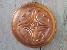 Hey, I found this really awesome Etsy listing at https://www.etsy.com/listing/198448144/vintage-copper-cookware-french-country