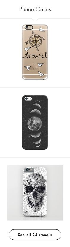 """Phone Cases"" by liz5463 ❤ liked on Polyvore featuring accessories, tech accessories, phone cases, phones, cases, electronics, iphone cases, slim iphone case, iphone cover case and apple iphone case"