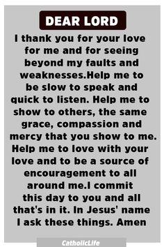 Most Powerful Wednesday Miracle Prayer - CatholicShare Prayer For Discernment, Jesus Prayer, Prayer Scriptures, Bible Prayers, Faith Prayer, Prayer Quotes, Faith Quotes, Bible Verses, Catholic Prayers