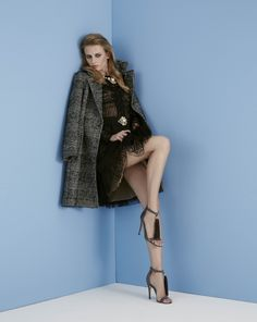 F Magazine Photo Paolo Candian, Styling Monica Rodegher #thaisbretas