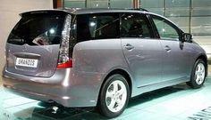 Mitsubishi Grandis: Conforto e tecnologia