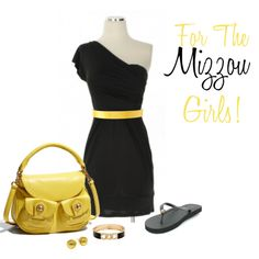 Mizzou Game Day, created by msamandacall