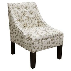 I pinned this Oxford Swoop Arm Chair in Taupe from the Be Our Guest event at Joss and Main!  $365.95