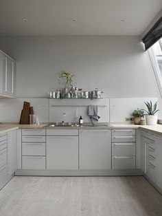 Is To Me | Interior inspiration | Grey kitchen