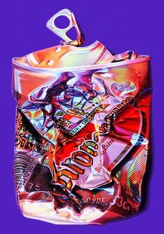 Catherine Théry - Temptation Forever, 2012 - Tirage Fine Art Sous Plexi 4mm, Contre Collage sur Dibond