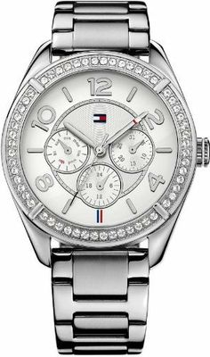Tommy Hilfiger Gracie Multifunction Women's watch #1781252 Tommy Hilfiger. $121.22. Brand:Tommy Hilfiger. Band color: silver. Dial color: white. Model: 1781252. Condition:brand new with tags. Save 22% Off!