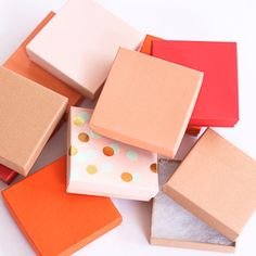 Square Jewelry/Gift Boxes