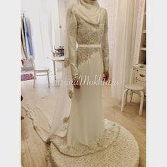 baju nikah 2015 putih