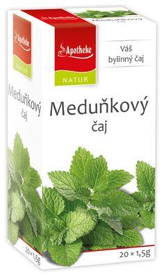 Natur Meduňkový čaj