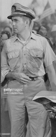 Tyrone Power, 1944.