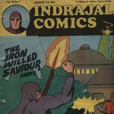 Indrajal Comics, Comic Book Publishers, Yearbooks, Indiana Jones, Comic Covers, Magazines, Journals