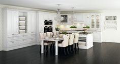 Sigdal Herregaard kjøkken – klassisk og ekslusivt håndverk