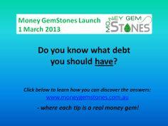 Have a great day! www.moneygemstones.com