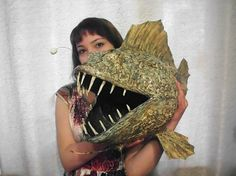 Paper Mache Fish | larger image