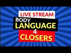 How to read body language and influence others. Live sales training - Learn how to read body language so you can influence people and how to persuade people . Success Video, How To Influence People, Body Language, Learn To Read, Entrepreneurship, Training, Live, Reading, Word Reading