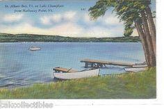 St. Albans Bay on Lake Champlain-Vermont