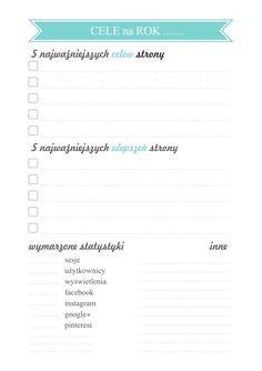 Chcesz się dobrze zorganizować? Wiecznie brakuje Ci czasu? Wydrukuj ten darmowy planer i zapanuj nad swoim dniem! Airport Style, Bujo, Hand Lettering, Bullet Journal, Organization, Diy, Mental Health, School, Google