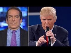 Mission accomplished? Krauthammer: Trump saved his campaign - YouTube